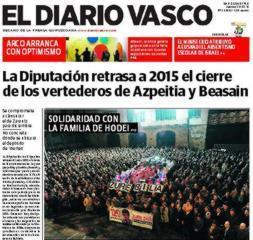 Diario Vascok zaborra maite du