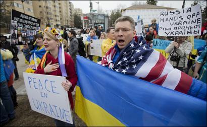 Ukrainako egoera eta AEBen planak Errusiarako