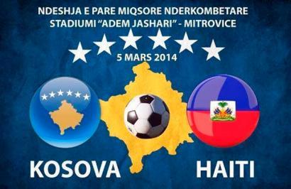 Kosovo, estreinakoz FIFAren baimenarekin