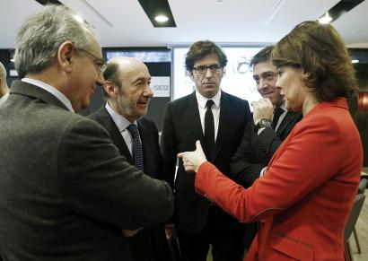 PSOEk debekatu egin dio PSNri Barcinaren aurkako zentsura moziorik aurkeztea