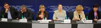Basque Friendship eurodiputatu taldeak ETAren azken pausoa positibotzat hartu du
