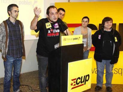 CUP ez doa Europara; EH Bildu eta BNG katalanen babesik gabe gelditu dira