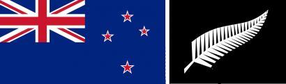 Zeelanda Berrian erreferenduma bandera aldatu ala ez erabakitzeko