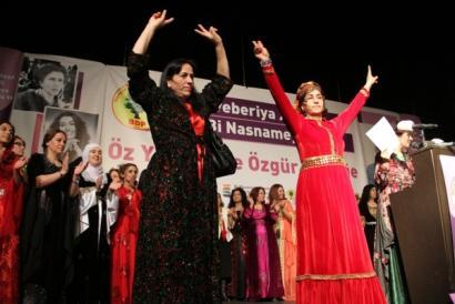BDP alderdi kurdua emakumeek gidatuta doa hauteskundeetara