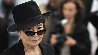 Yoko Onoren Bilboko bisita eta kosmopaleto baskoak