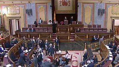 Espainiako Kongresuak apirilaren 8an esango dio ezetz Kataluniaren erabakitzeko eskubideari