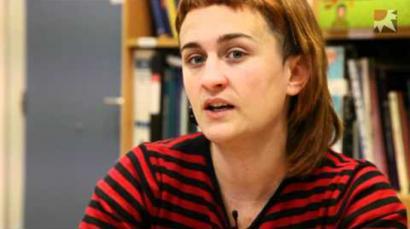 Miren Aranguren: �Horrelako kasuek erakusten dute gizartea non dagoen oraindik�