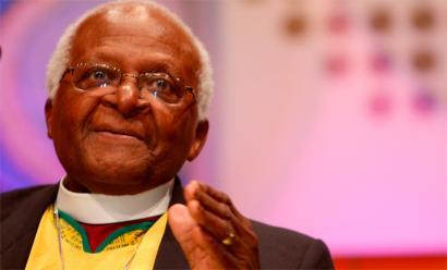 ETAk emandako urratsa goraipatu eta Otegi aske uzteko eskatu du Desmond Tutuk