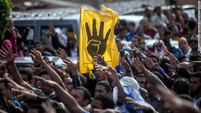 Egipton 529 heriotza epai atzo, menturaz laster 683 gehiago