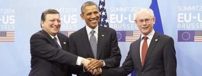 NATO gehiago Ekialdean eta Obama EBri belarritik tiraka