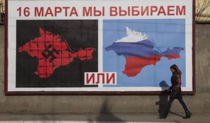 Krimea eta Kosovo
