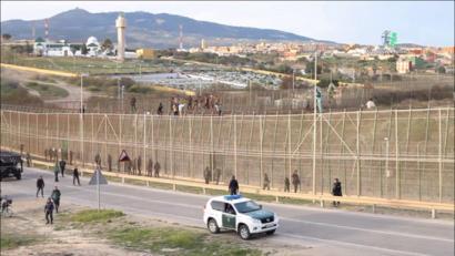 Marokoko militarrak arazorik gabe sar daitezke Europar Batasunean