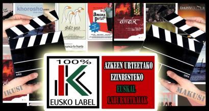 %100 Eusko Label: azken urteetako ezinbesteko euskal laburmetraiak