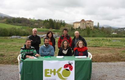Euskal Herrian agroekologia bultzatzeko identifikatzailea sortuko du EHKOlektiboak