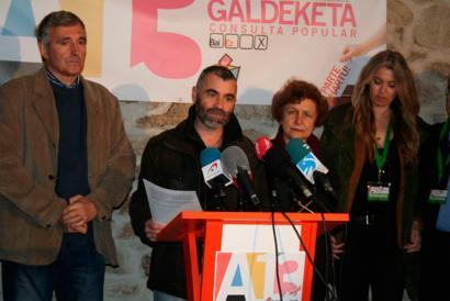 Etxarri Aranatzen %94 independentziaren alde, %42ko parte hartzearekin