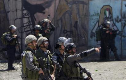 Bi palestinar hil eta hamaika zauritu ditu Israelgo armadak �Nakba� egunean