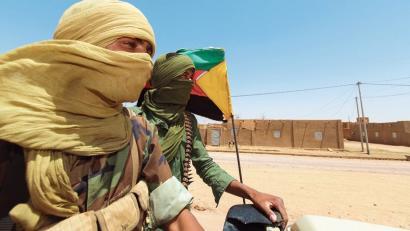 Maliko Gobernuak guda deklaratu die berriz ere errebelde tuaregei, Frantziaren laguntzarekin