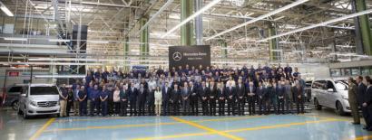 Mercedes-Benz: auto gehiago� baina zeren kontura?