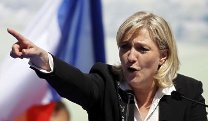 Le Penen garaipenak astindu ditu Frantziako Estatua eta Europa