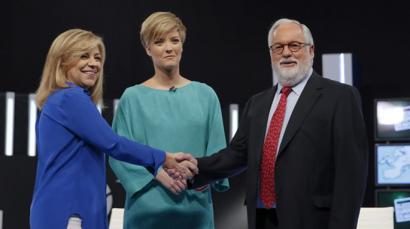 PP-PSOE duopolioa krisian Espainiako Estatuan