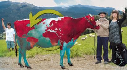 Arraundeguorl jaialdi internazionalista larunbatean