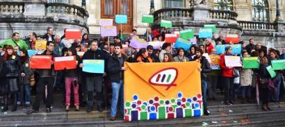 Euskal Herriko Eskubide Sozialen Karta idazten amaituko dute larunbatean