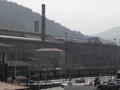 Langile bat hil da Zumarragako Arcelor Mittal multinazionalean