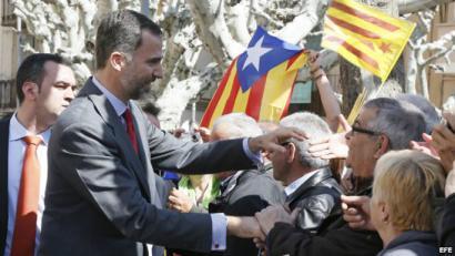 Zarzuelak aitortu du Kataluniako prozesuak eragina izan duela abdikazioan