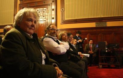 Uruguaiko Parlamentuak Euskal Herriko gatazkaren konponbidea babestu du