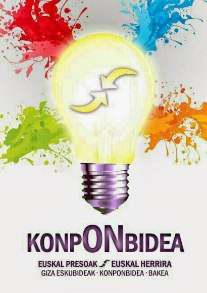 'Konponbidea', preso eta iheslarien eskubideen aldeko plataforma berria