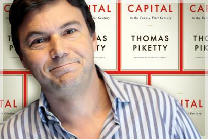 Kapitala XXI. mendean: Hautsak harrotu dituen liburua
