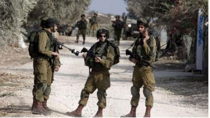 Palestinar bat hil eta 150 atxilotu ditu Israelek, hiru kolonoren desagerketari erantzunez