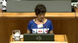 Estitxu Bre�as, EH Bildu: �Durangoko Azokak alderdikerietatik at beharko luke�