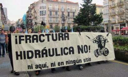 Frackinga debekatzen duen Kantabriako legea, bertan behera