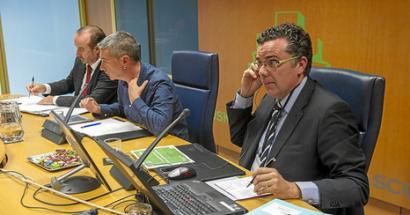 Josep Maria Tost (CiU) Eusko Legebiltzarrean mintzatu da hondakinez