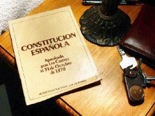 Irailetik aurrera, Espainiako Konstituzioa ikasgai?