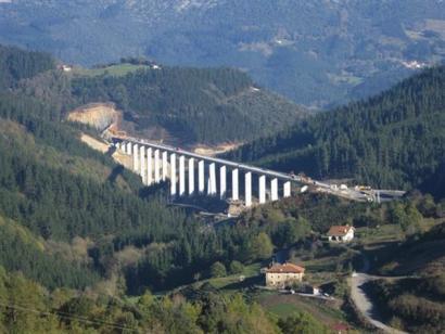 Gipuzkoako AHT aurreikusi baino 247 milioi euro garestiagoa da jada