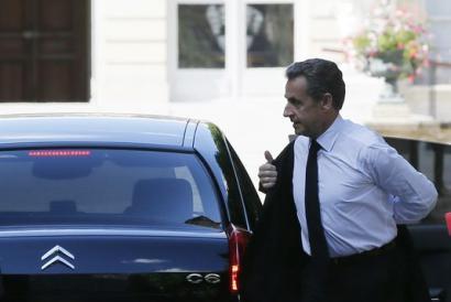 Sarkozy libre baina inputatua
