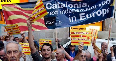 Katalunia independentea EBn? Ez hain argi