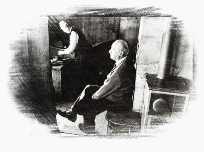 Heideggerren emaztea izatearen etxean