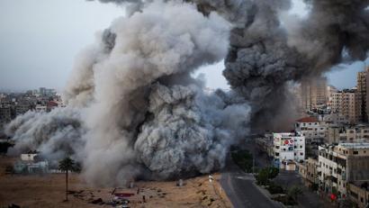 AEBek bitartekaritza eskaini dute Gazan su-etena lortzeko