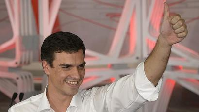 PSOEk buruzagi berria du: Pedro Sanchez