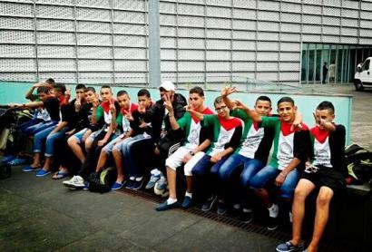 Donostia Cup jokatu behar zuen ume palestinar bat hil dute israeldar bonbek