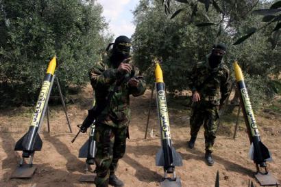 Hamasek ez du alde bakarreko su-etenik sinatutako akordioaren parte ez bada