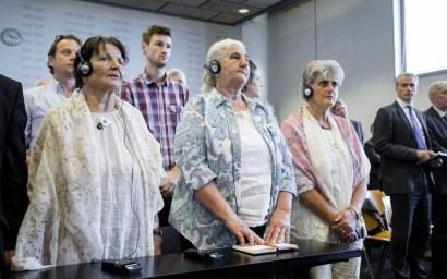 Srebrenicako 300 musulmanen hilketaren arduradun Herbehereak izan zirela ebatzi dute