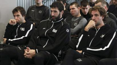 Bilbao Basketen etorkizuna, beltz