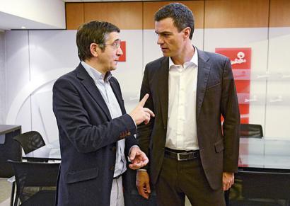 Patxi Lopezek postu garrantzitsua izan dezake PSOEren buruzagitza berrian