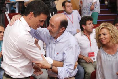 PSOEko buru berriak independentismoa eta indarkeria matxista maila berean jarri ditu