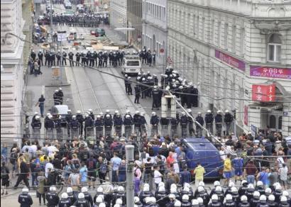 1.700 polizia agentek