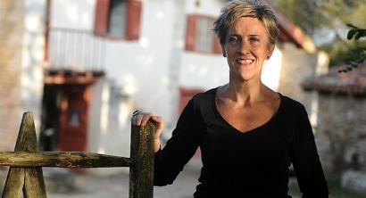 Bizenta Mogel, bere garaiari aurre hartu zion idazlea, Yolanda Arrietaren nobela berriko protagonista